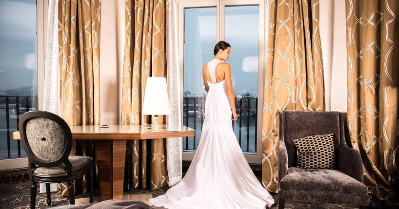 Nejdražší svatební šaty světa