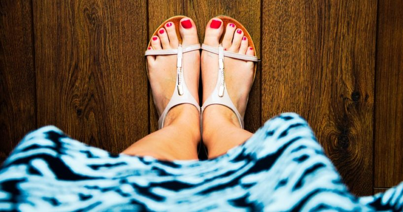 Boty, které byly těmi nejvíce sexy botami letošního léta